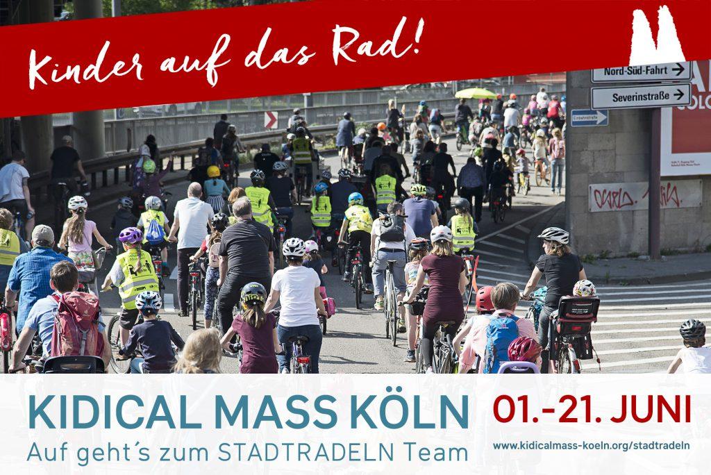 Stadtradeln Köln Kidical Mass Köln