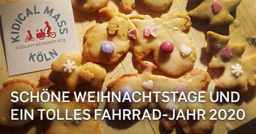 Kidical Mass Köln Weihnachten Wunschzettel