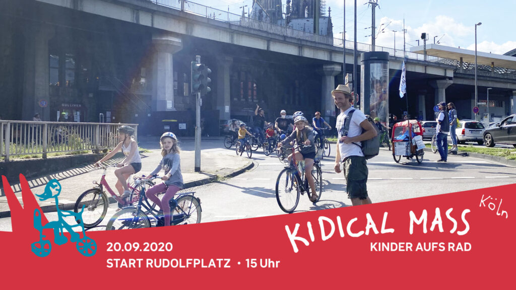Kidical Mass Köln September