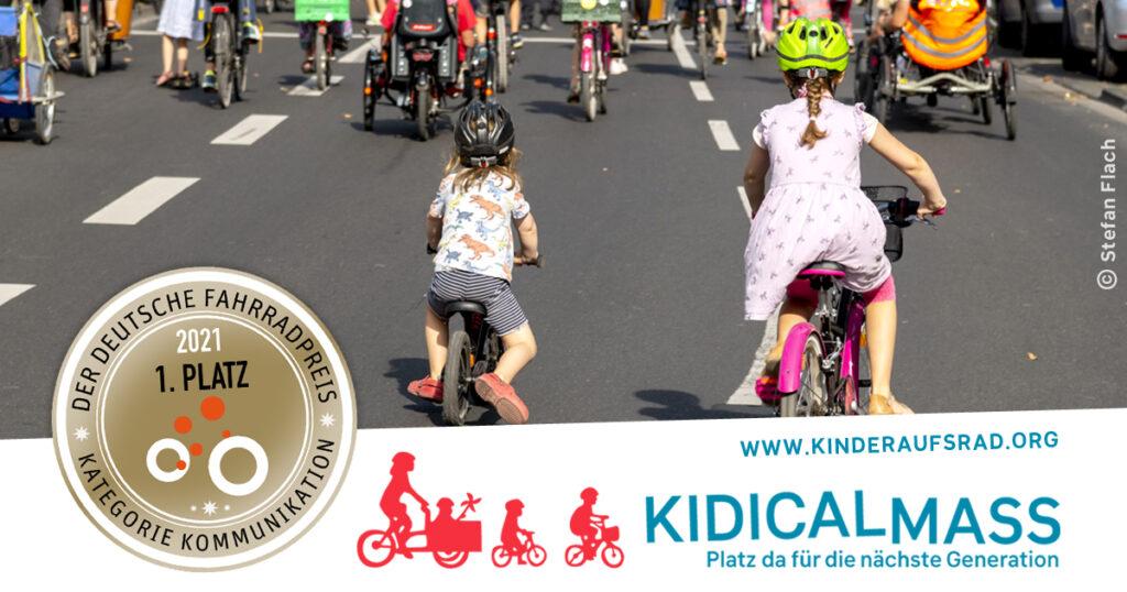 Kidical Mass Fahrradpreis 2021